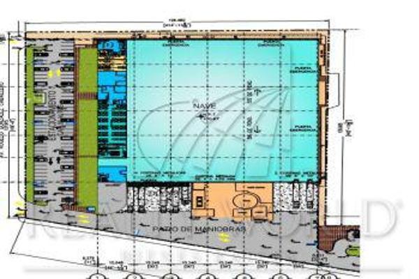 Foto de nave industrial en renta en  , apodaca centro, apodaca, nuevo león, 7916138 No. 01
