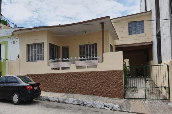 Foto de casa en venta en  , aragón, tampico, tamaulipas, 8315552 No. 01