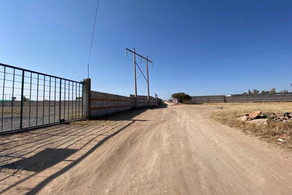 Foto de terreno industrial en renta en arandanos sin numero, nuevo espíritu santo, san juan del río, querétaro, 17188194 No. 01