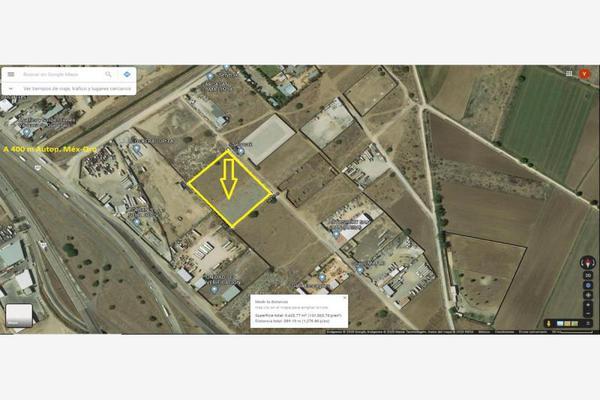 Foto de terreno industrial en renta en arandanos sin numero, nuevo espíritu santo, san juan del río, querétaro, 17188194 No. 06