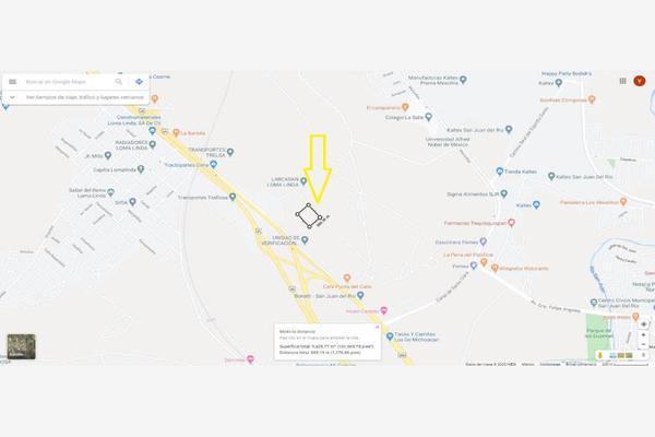 Foto de terreno industrial en renta en arandanos sin numero, nuevo espíritu santo, san juan del río, querétaro, 17188194 No. 07