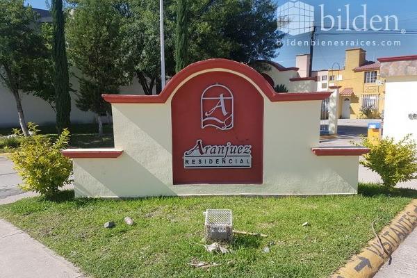Foto de terreno habitacional en venta en  , aranjuez, durango, durango, 3671889 No. 08