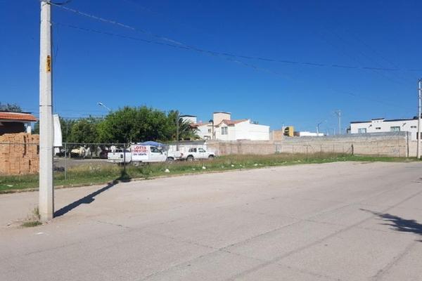 Foto de terreno habitacional en venta en  , fraccionamiento campestre residencial navíos, durango, durango, 6129358 No. 04