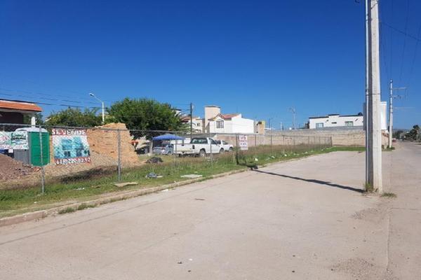 Foto de terreno habitacional en venta en  , fraccionamiento campestre residencial navíos, durango, durango, 6129358 No. 07