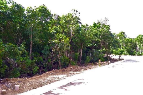 Foto de terreno habitacional en venta en arbolada , cancún centro, benito juárez, quintana roo, 9932665 No. 02