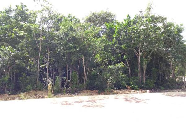 Foto de terreno habitacional en venta en arbolada , cancún centro, benito juárez, quintana roo, 9932665 No. 03