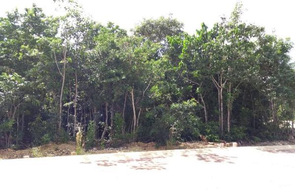 Foto de terreno habitacional en venta en arbolada , cancún centro, benito juárez, quintana roo, 9932665 No. 05