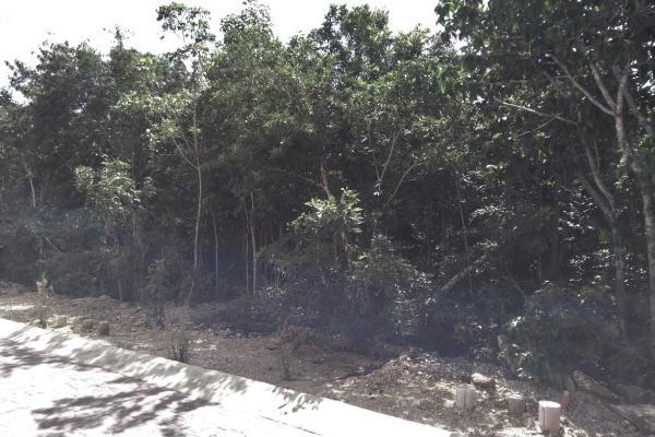 Foto de terreno habitacional en venta en arbolada , cancún centro, benito juárez, quintana roo, 9944606 No. 01
