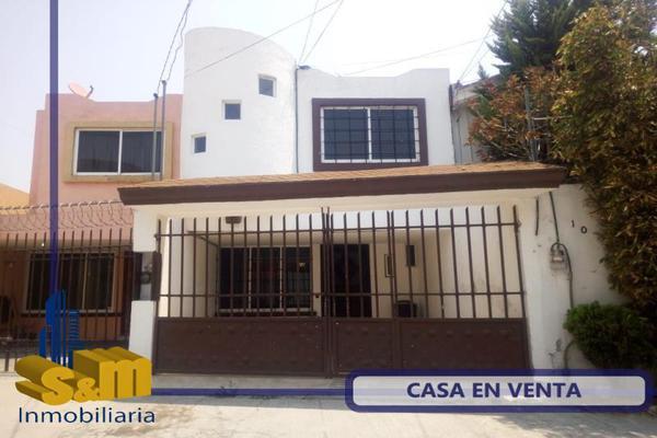 Foto de casa en venta en arboledas 12, bello horizonte, cuautlancingo, puebla, 10008171 No. 01