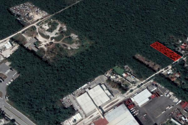Foto de terreno habitacional en venta en  , arboledas, benito juárez, quintana roo, 16704468 No. 02