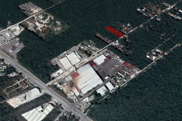 Foto de terreno habitacional en venta en  , arboledas, benito juárez, quintana roo, 16704468 No. 03