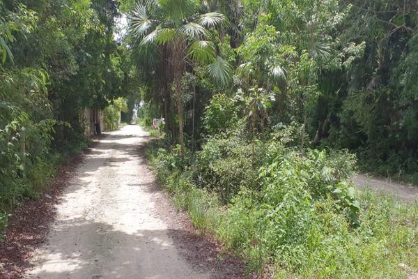 Foto de terreno habitacional en venta en  , arboledas, benito juárez, quintana roo, 16704468 No. 08