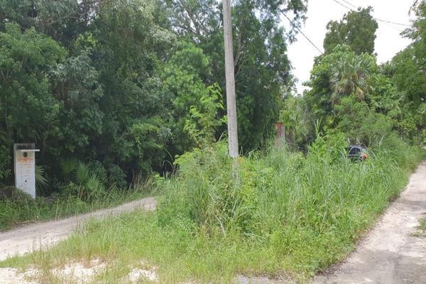 Foto de terreno habitacional en venta en  , arboledas, benito juárez, quintana roo, 16704468 No. 11