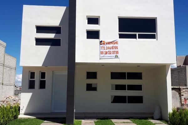 Foto de casa en venta en  , arboledas de san javier, pachuca de soto, hidalgo, 3426082 No. 01