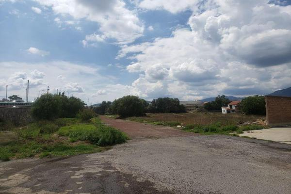 Foto de terreno habitacional en venta en  , arboledas de san javier, pachuca de soto, hidalgo, 8118743 No. 02