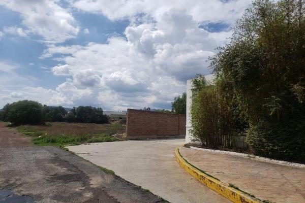 Foto de terreno habitacional en venta en  , arboledas de san javier, pachuca de soto, hidalgo, 8118743 No. 03