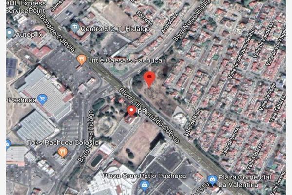 Foto de terreno habitacional en venta en  , arboledas de san javier, pachuca de soto, hidalgo, 8118743 No. 06