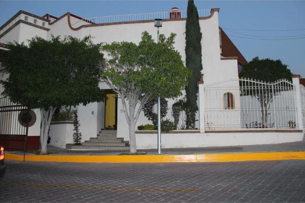 Foto de casa en venta en arboledas del parque 1, arboledas del parque, querétaro, querétaro, 12274228 No. 01