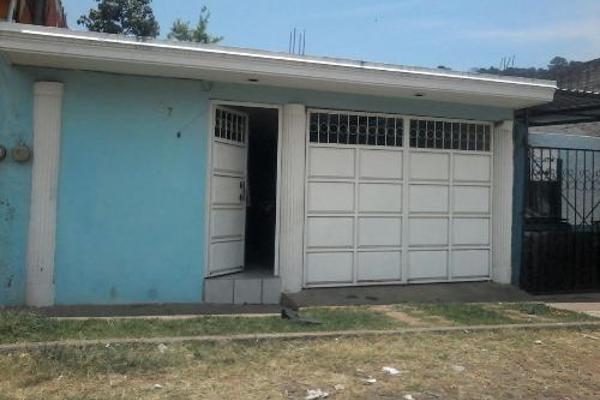 Foto de casa en venta en  , arboledas infonavit, uruapan, michoacán de ocampo, 8031616 No. 01