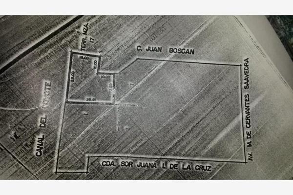 Foto de terreno habitacional en venta en  , arboledas sección 20, altamira, tamaulipas, 8065063 No. 01