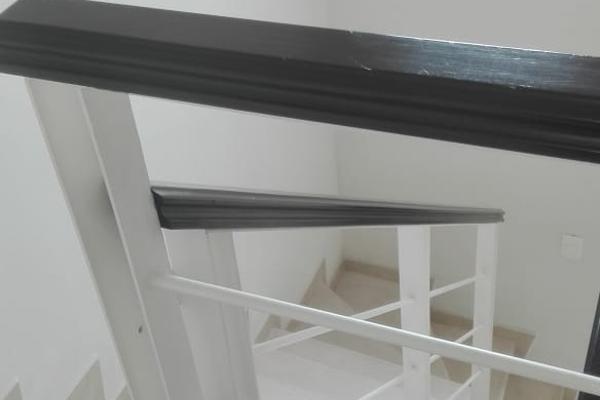 Foto de casa en renta en arbolillo manzana 25 , san nicolás tolentino, toluca, méxico, 5451501 No. 14