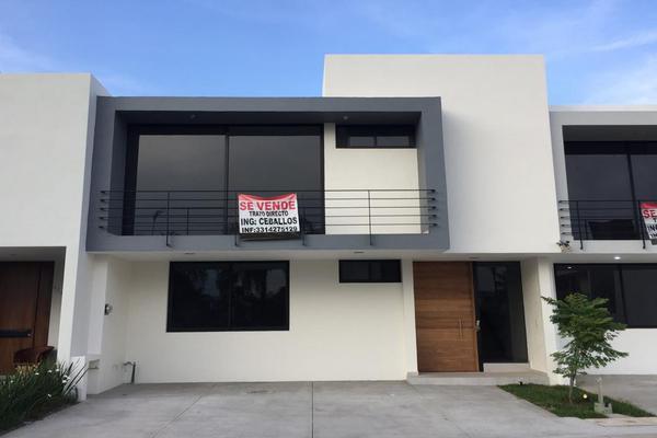 Foto de casa en venta en arbucias 45, del pilar residencial, tlajomulco de zúñiga, jalisco, 10309397 No. 01