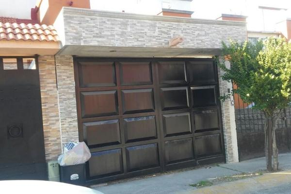 Foto de casa en venta en arcángel san miguel 42 , paseos de izcalli, cuautitlán izcalli, méxico, 5856476 No. 01