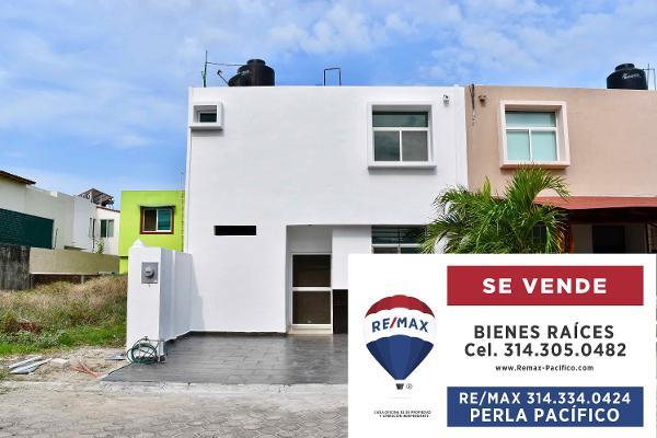 Foto de casa en venta en arco del cuchillero , soleares, manzanillo, colima, 8116108 No. 01