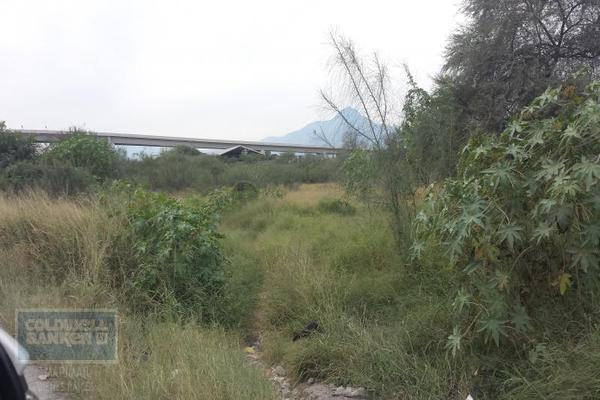 Foto de terreno habitacional en renta en arco vial libramiento saltillo-laredo , los arcos, general escobedo, nuevo león, 10728517 No. 01