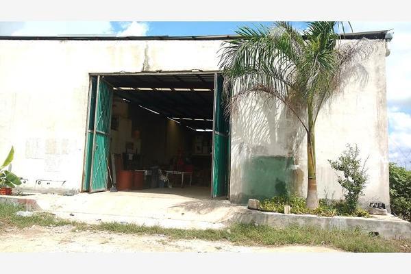 Foto de bodega en venta en arco vial norte 1, dzitya, mérida, yucatán, 6196126 No. 02