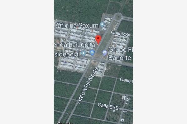 Foto de terreno habitacional en venta en arco vial norte 851, real montejo, mérida, yucatán, 5966926 No. 01