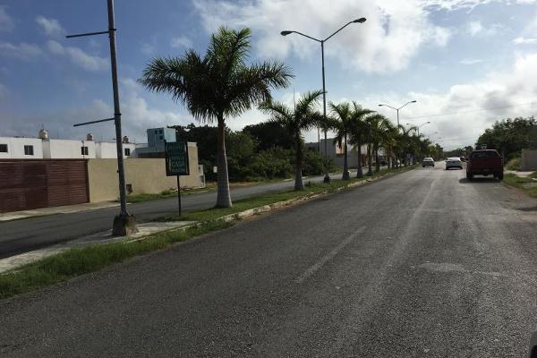 Foto de terreno habitacional en venta en arco vial norte 851, real montejo, mérida, yucatán, 5966926 No. 03