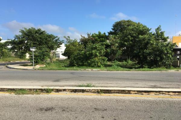 Foto de terreno habitacional en venta en arco vial norte 851, real montejo, mérida, yucatán, 5966926 No. 04