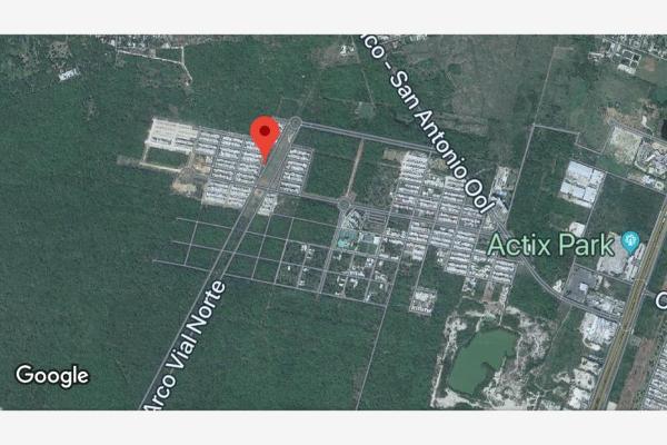 Foto de terreno habitacional en venta en arco vial norte 851, real montejo, mérida, yucatán, 5966926 No. 05