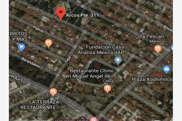Foto de casa en venta en arcos poniente 311, jardines del sur, xochimilco, df / cdmx, 10206473 No. 03