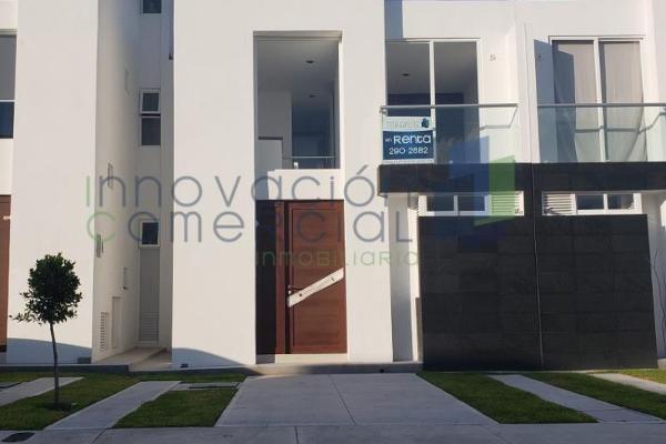 Foto de casa en renta en argenta galassi 0, residencial italia, querétaro, querétaro, 9918714 No. 01