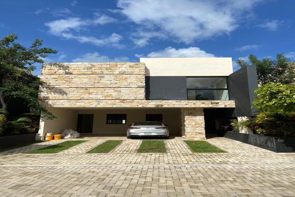 Foto de casa en venta en arietta , 60 norte, mérida, yucatán, 18350583 No. 01
