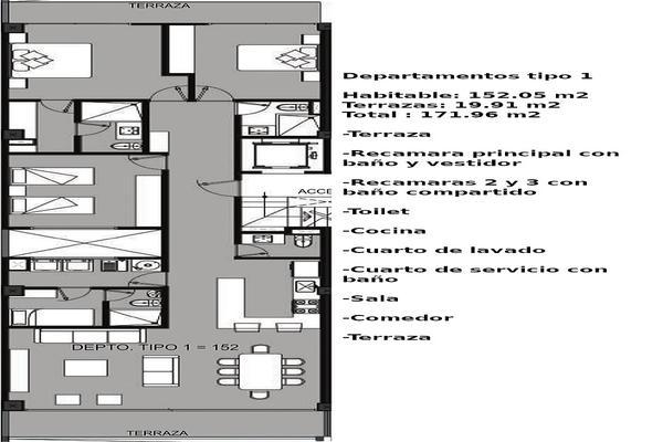 Foto de departamento en venta en arquimedes , polanco iv sección, miguel hidalgo, df / cdmx, 5862069 No. 15