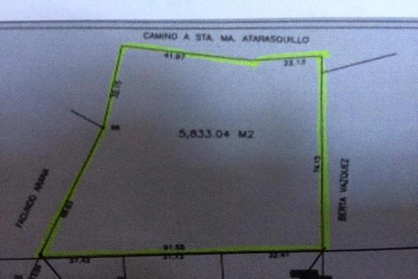 Foto de terreno habitacional en venta en arroyo 0, cañada de alférez, lerma, méxico, 9173941 No. 01