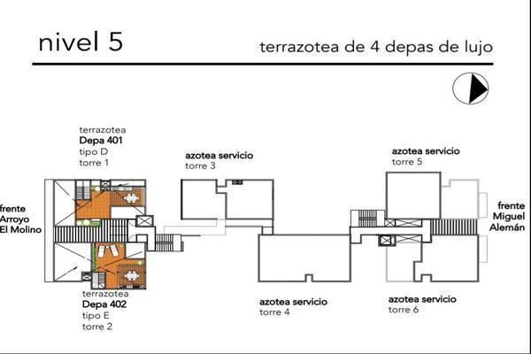 Foto de departamento en venta en arroyo del molino , los jarales, aguascalientes, aguascalientes, 17927824 No. 10