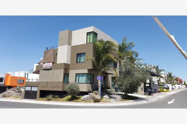 Foto de casa en venta en arroyo seco 1, el mirador, querétaro, querétaro, 5696937 No. 01
