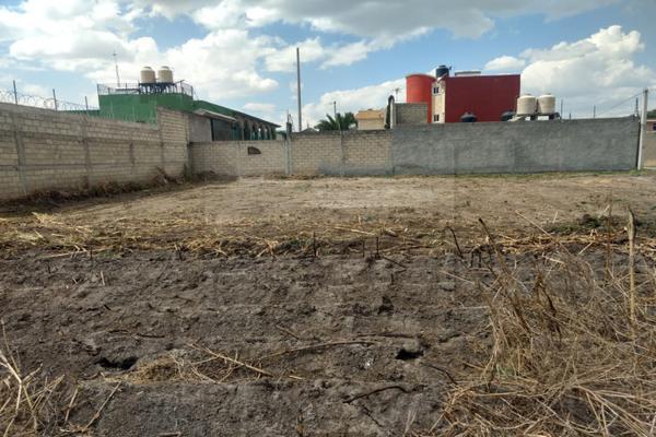 Foto de terreno habitacional en venta en  , arroyo vista hermosa, toluca, méxico, 7214512 No. 03