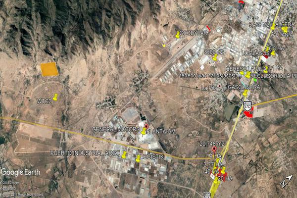 Foto de terreno habitacional en venta en  , arroyos, san luis potosí, san luis potosí, 8421578 No. 01