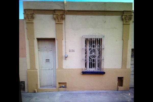 Foto de casa en renta en arteaga poniente , monterrey centro, monterrey, nuevo león, 13997201 No. 01