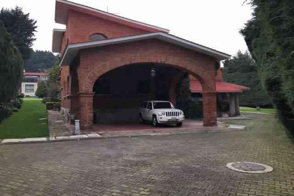Foto de casa en condominio en venta en arteaga y salazar , contadero, cuajimalpa de morelos, df / cdmx, 5960325 No. 06