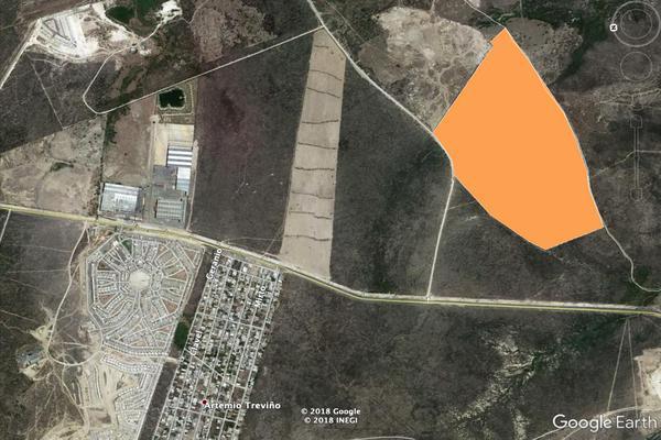 Foto de terreno habitacional en venta en  , artemio treviño, apodaca, nuevo león, 10215309 No. 02