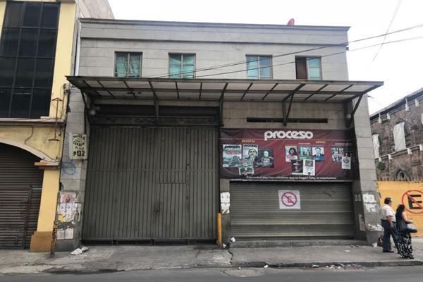 Foto de terreno habitacional en venta en articulo 123 , centro (área 4), cuauhtémoc, df / cdmx, 5741934 No. 01