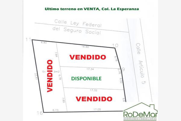 Foto de terreno habitacional en venta en articulo 5 , la esperanza, tijuana, baja california, 6194135 No. 03