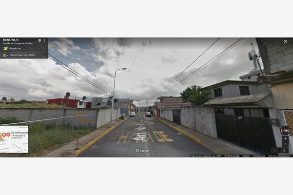 Foto de casa en venta en articulo 5o 30, constitución mexicana, puebla, puebla, 6147815 No. 02