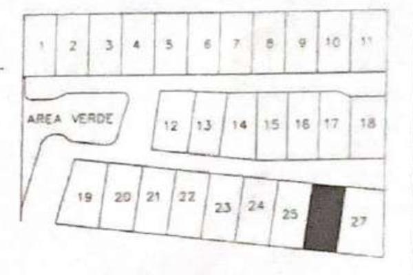 Foto de terreno habitacional en venta en artisana , temozon norte, mérida, yucatán, 0 No. 05